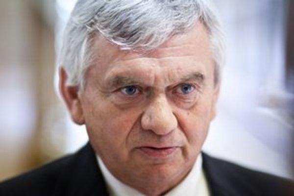 Šéf agrorezortu Ľubomír Jahnátek.