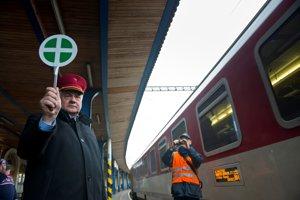 IC vlaky sú späť. Prvý vyštartoval z Bratislavy do Košíc