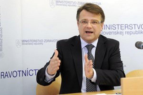 Exminister zdravotníctva Ivan Uhliarik.