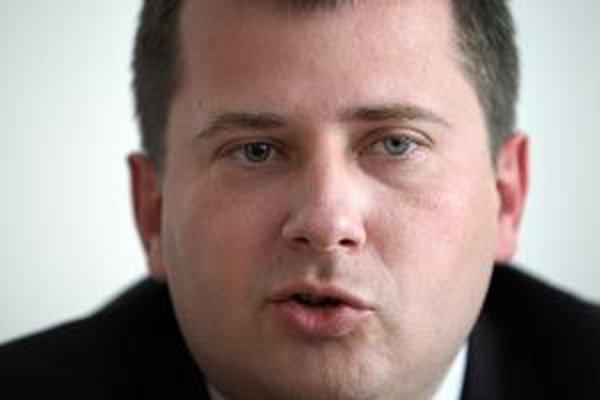 Šéf ÚPN Ivan Petranský.