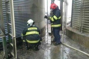 Škody vyčíslili na 72  tisíc eur.
