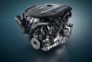 Šesťvalec 3.0 l Turbo DOHC