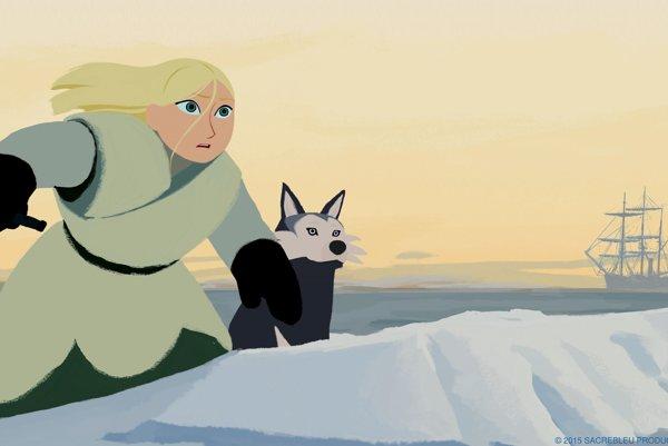 V kinách hľadajte film Až na Severný pól do francúzskeho režiséra Rémyho Chayého.