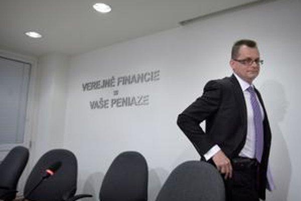 Miloš Ronec dostal tantiémy, lebo Tipos bol pod jeho vedením v zisku.