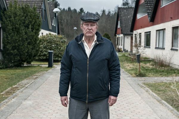 Švédsky film muž menom Ove.
