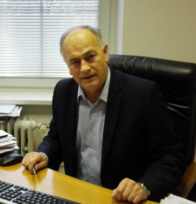 Ján Hartel, primátor Kysuckého Nového Mesta.