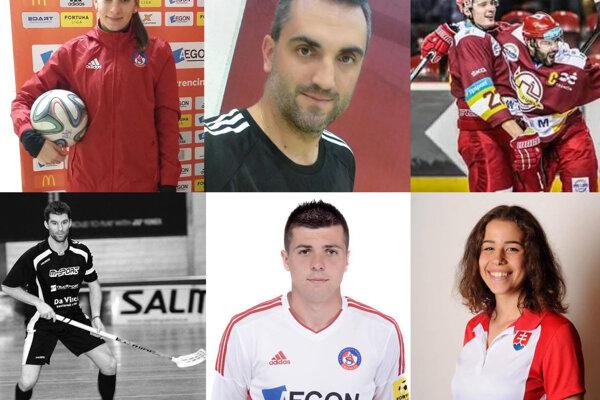 Aký mali rok športovci z okresu Trenčín?