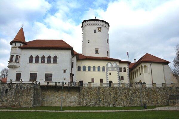 Župa bude pokračovať aj v obnove Budatínskeho hradu.