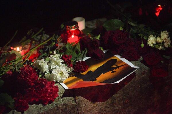 Haváriu stroja Tu-154 s 92 ľuďmi na palube nikto neprežil.