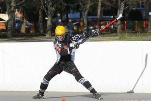 Samuel Gabčo, hráč HBK Čadca, vedie kanadské bodovanie HEL U19.