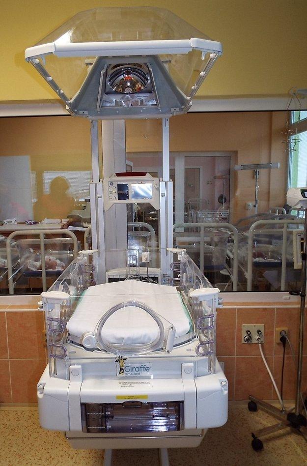 V Kysuckej nemocnici sa na novorodeneckom oddelení ročne narodí približne 1250 detí.