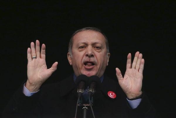Prijímaná reforma dá Erdoganovi rozsiahle právomoci.