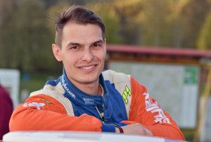 Martin Koči, Košice, juniorský vicemajster sveta v rely 2016.