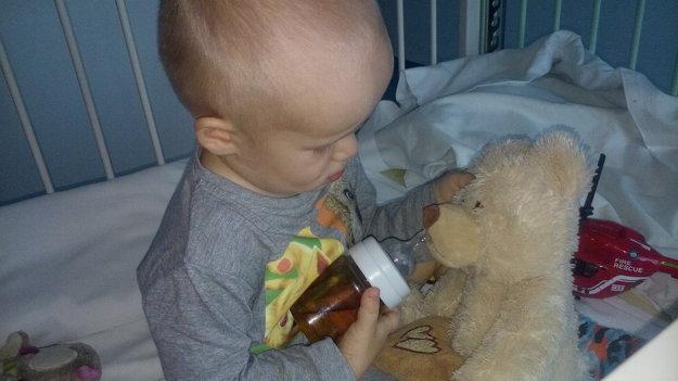 V nemocnici sú hračky dobrými spoločníkmi.