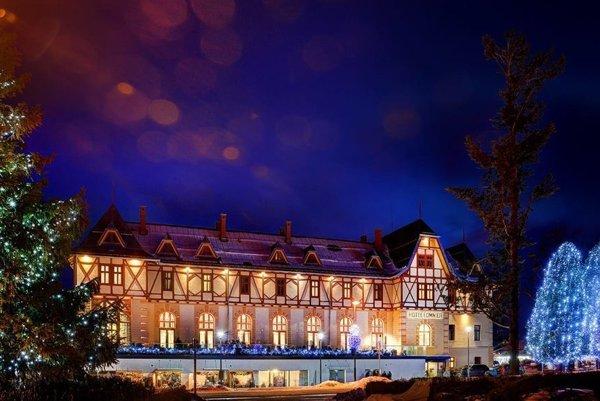 Hotel Lomnica.