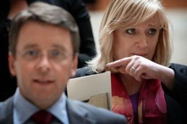 Premiérka považuje kauzu za absurdnú.
