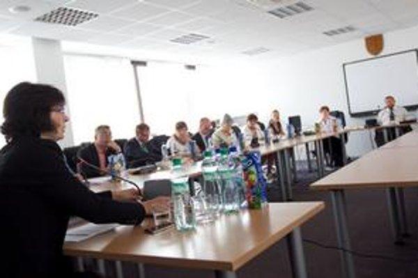 O názory Lucie Žitňanskej sa súdna rada s kolegami nepodelila.