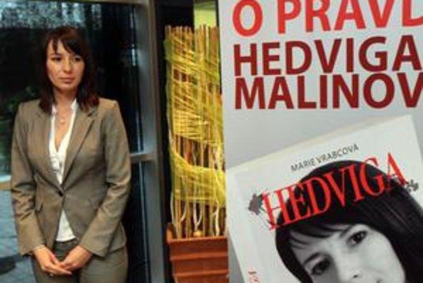 Hedviga Malinová Slovensko zažalovala pre chyby vo vyšetrovaní.
