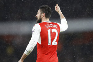 Giroudovi sa v ostatných týždňoch darí.