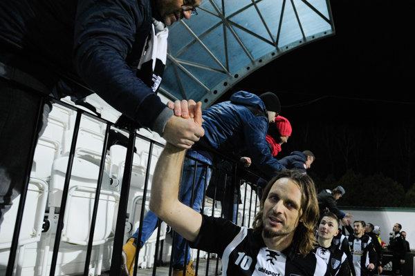 Futbalisti Spartaka Myjava už v najvyššej súťaži pôsobiť nebudú.