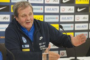 Ján Kozák si chce otestovať všetkých hráčov, ktorých má k dispozícii.