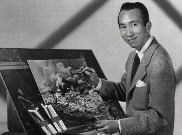 Tyrus Wong sám seba označoval ako krajinkára.