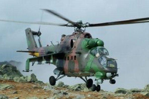 Vrtuľníky Mi-24 v armáde pravdepodobne končia.