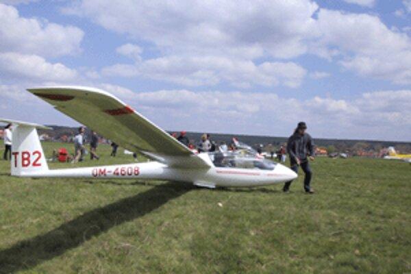 V prvej polovici júla bola Prievidza hostiteľom majstrovstiev sveta v bezmotorovom lietaní.
