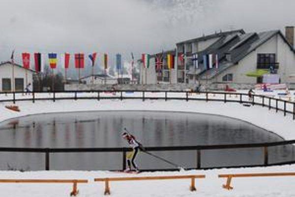V Osrblí by mali byť na budúci rok Majstrovstvá Európy v biatlone.