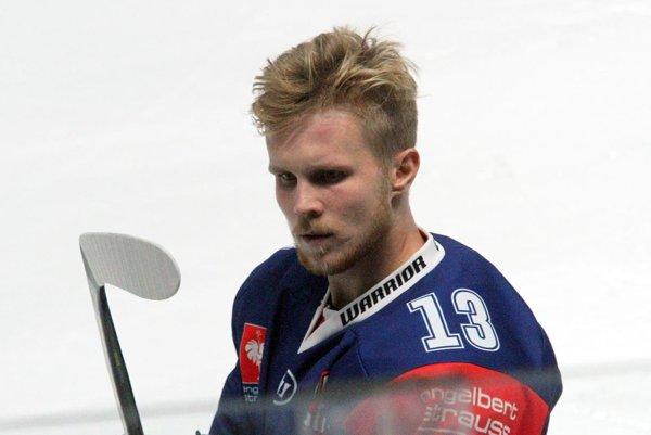 Michal Krištof je druhý najproduktívnejší hráč Nitry.