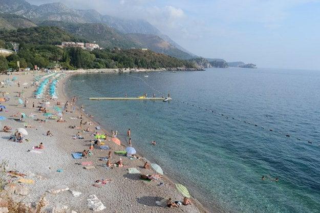 Čierna Hora, pobrežie
