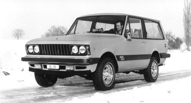 1976 Monteverdi Safari