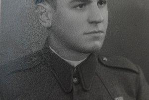 Vojtech Javorský narukoval ako osemnásťročný.