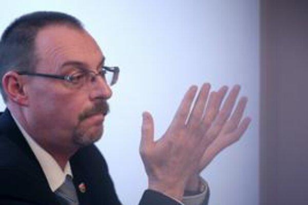 Námestník generálneho prokurátora Dobroslav Trnka.