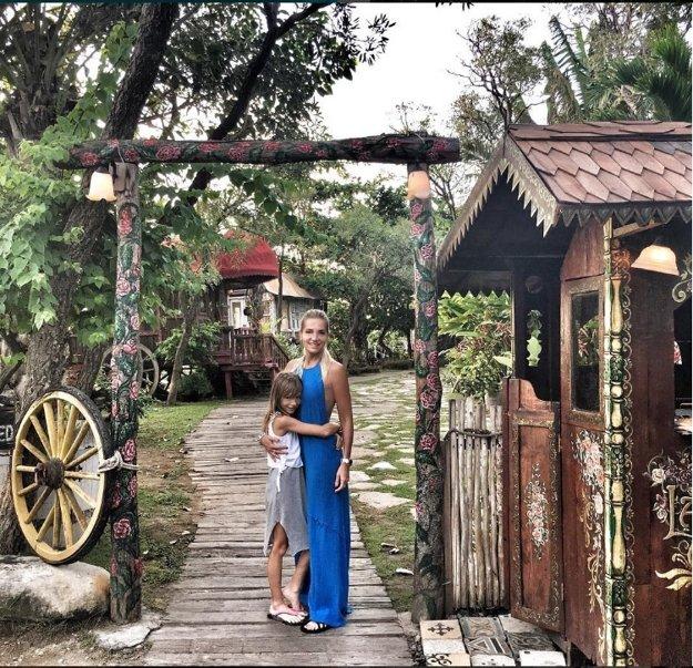 Dara na Bali.