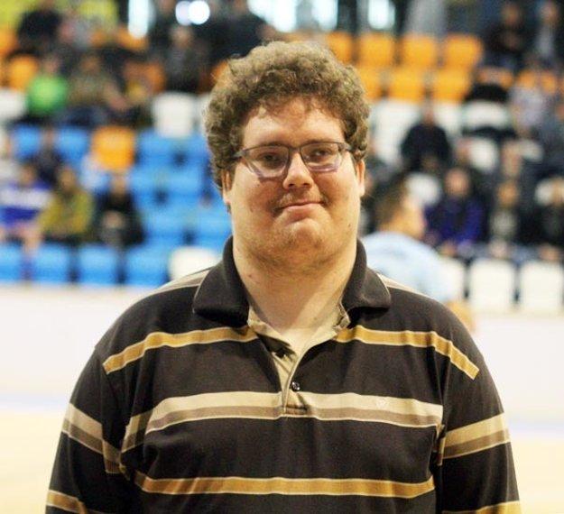 Roman Fink z Čifár.