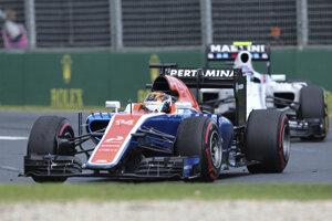 Pascal Wehrlein pretekal v uplynulej sezóne za Manor.