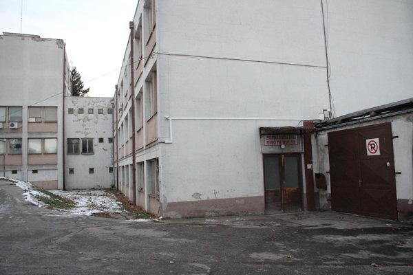 Pohotovosť je v areáli bývalej nemocnice.