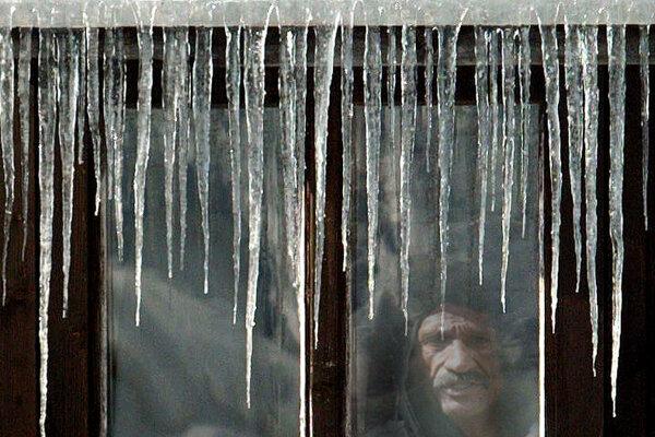 Meteorológovia očakávajú extrémne mrazy. Ilustračné foto.