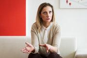 Lucia Šrámková, riaditeľka Inštitútu finančnej politiky