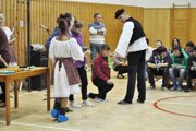 16. novembra sa pri príležitosti Dňa študentstva uskutočnili slávnostné imatrikulácie žiakov 1. ročníka.