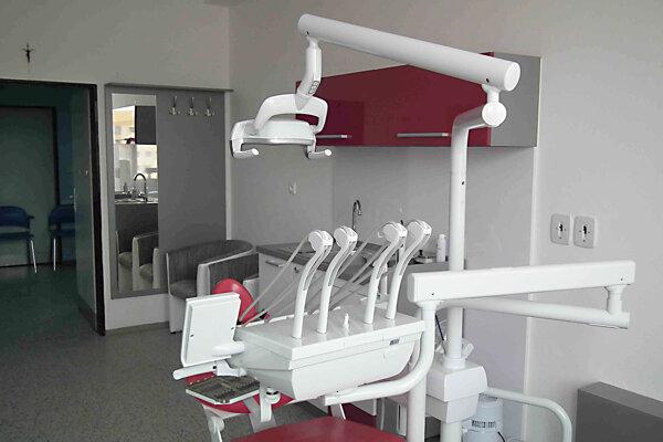 Nové pracovisko zubnej pohotovosti v Púchove.