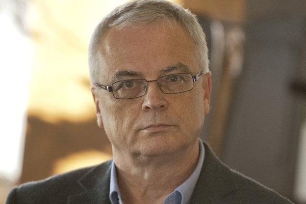 Dekan Pedagogickej fakulty Trnavskej univerzity René Bilík.