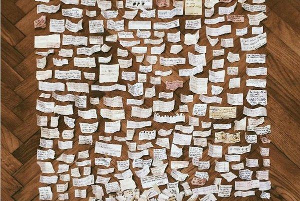 Zuzanina úspešná fotka.