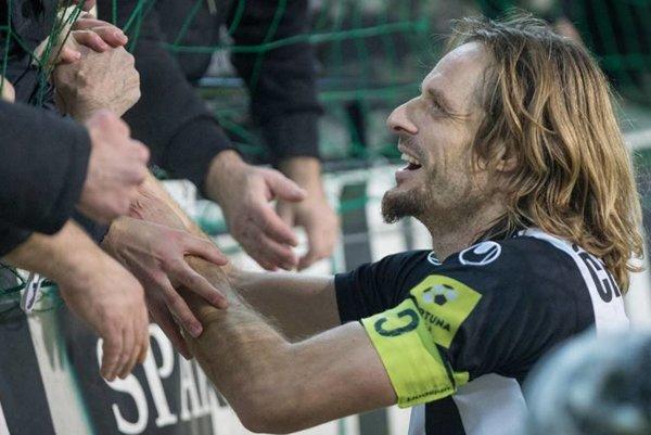 Martin Černáček ukončil pôsobenie v Spartaku Myjava a bude hrať 3. ligu za Neded.