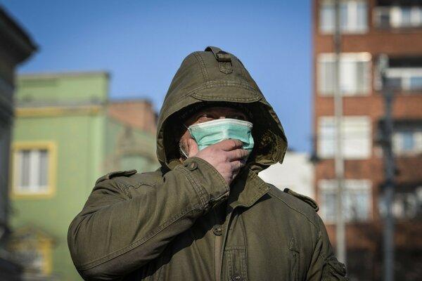 V Budapešti majú problém so znečisteným ovzduším.