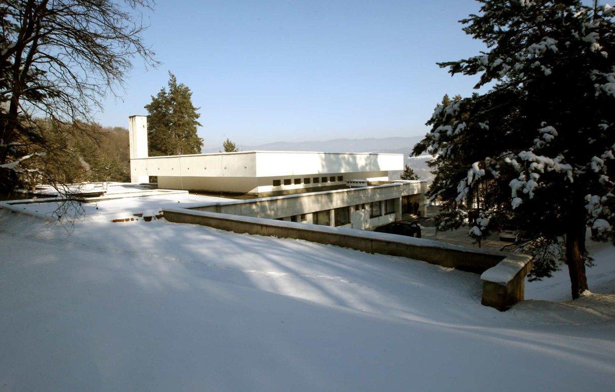 cd910429e Banskobystrické krematórium patrí k najstarším na Slovensku. Pece majú tiež  už 37 rokov.