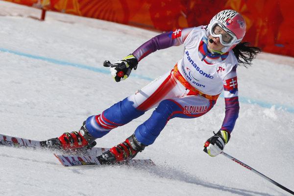 Henrieta Farkašová je úspešnou slovenskou paralympioničkou.
