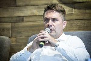 Tibor Búza, programový riaditeľ RTVS.