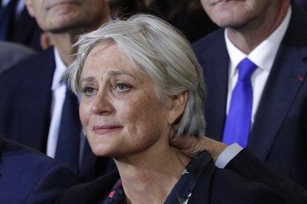 Manželka francúzskeho kandidáta na prezidenta Francoisa Fillona, Penelope.